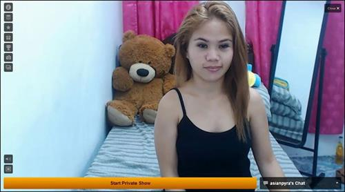 Filipina cam girl